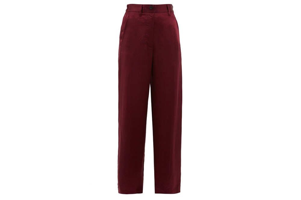 Magya Satin Trousers