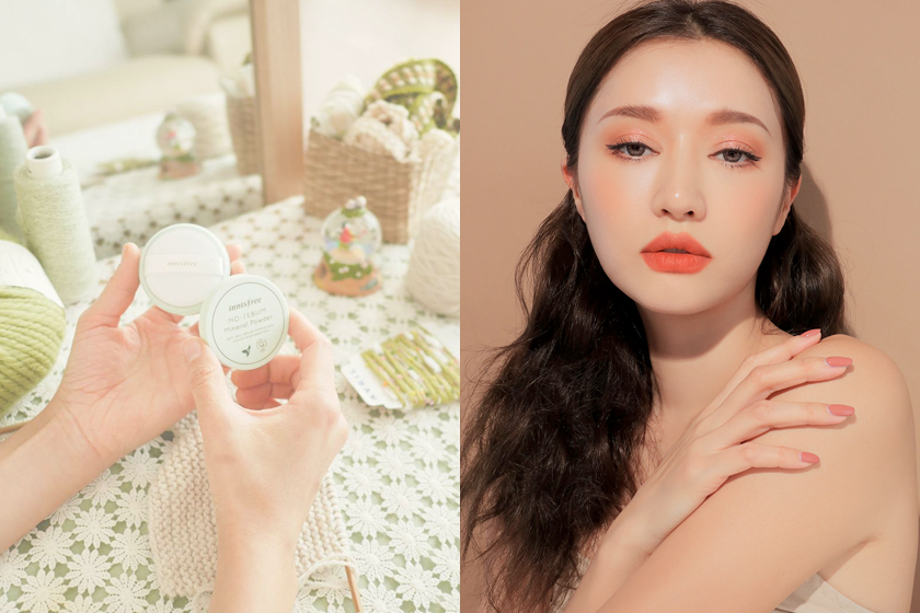 innisfree 3ce Aritaum korean favorite makeup
