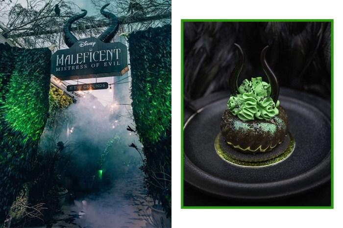 黑魔后的魔境原來在這裡!這間澳洲餐廳神還原《Maleficent》的場景