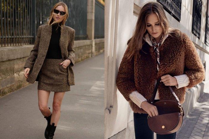 親民品牌的高質穿搭!外國編輯私藏的 3 件冬季時尚外套全出自 Mango