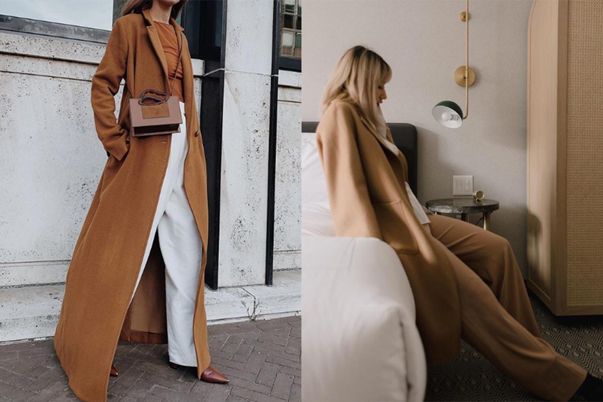 Maxi Coats Trend 2019 Fall