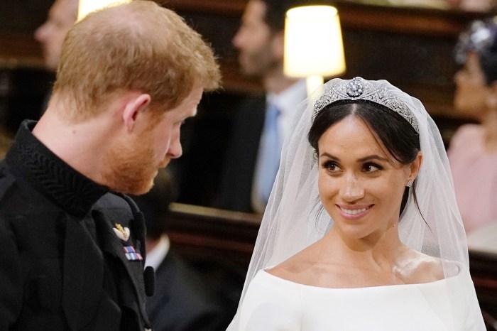 梅根透露友人曾警告她,不要嫁給哈里王子!