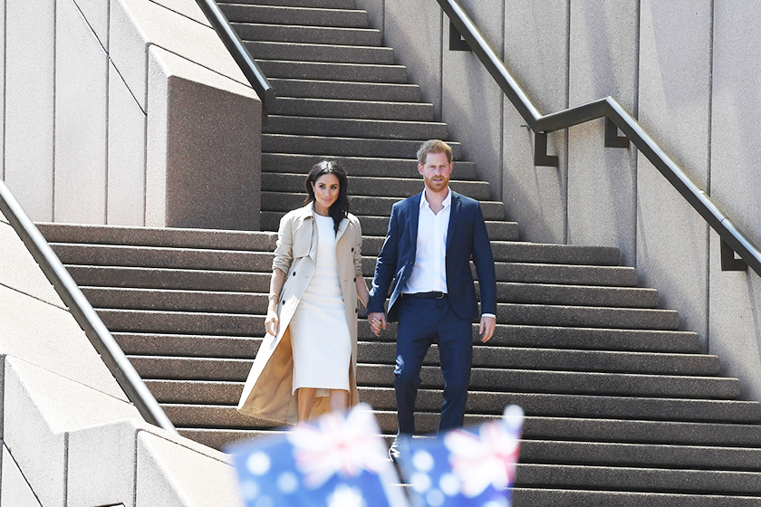 Meghan Markle and Prince Harry documentary things we learned Harry Meghan An African Journey