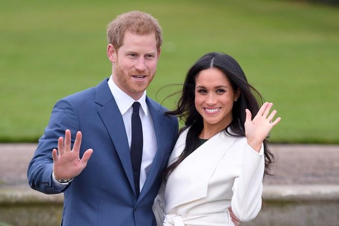 梅根重穿訂婚大日子的連身裙,但最矚目是手上的小眾 It Bag!