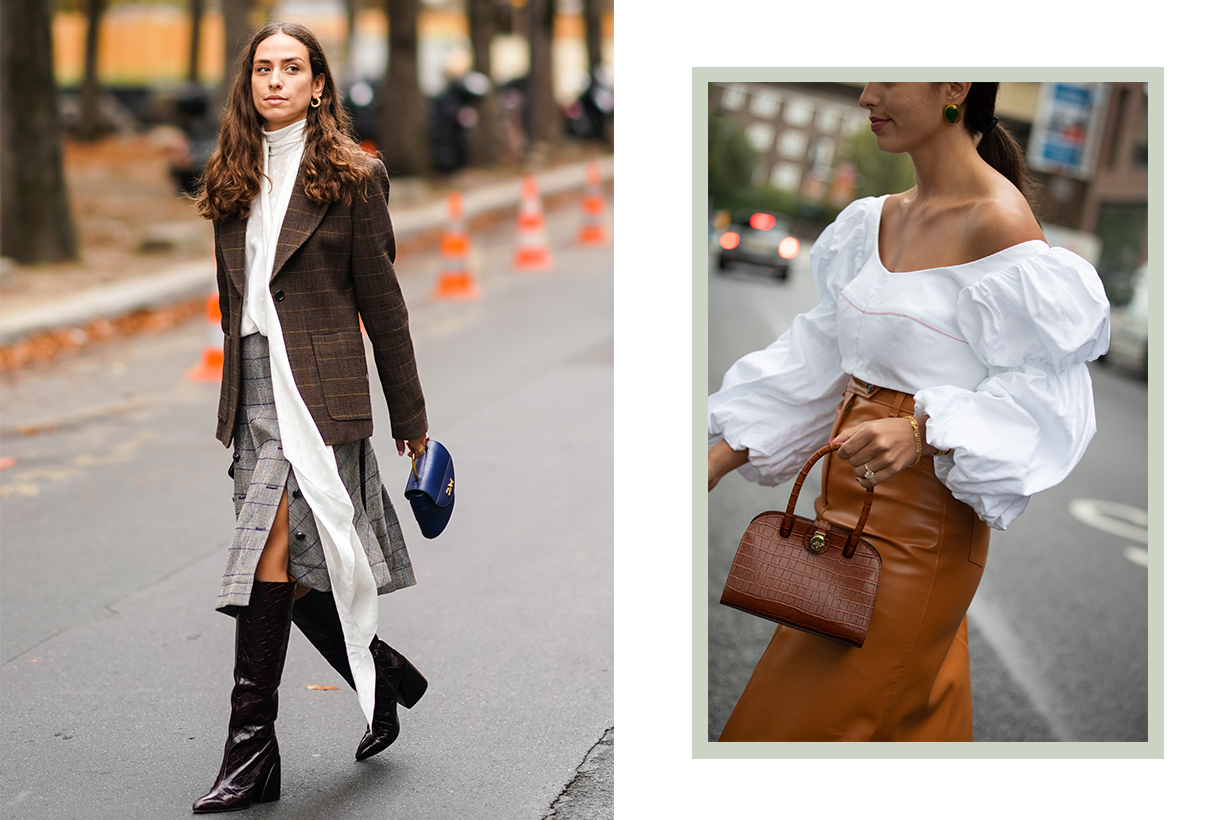Skirt Trends: Here's What Length to Choose This Fall