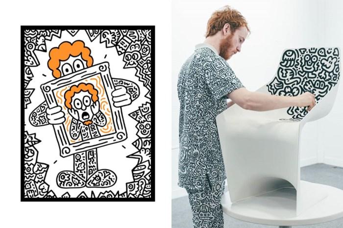 藝術迷 12 月的好去處!Mr. Doodle 塗鴉作品將在蘇富比登場