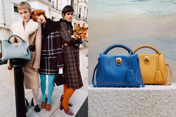 千禧世代爭相搶購的 IT Bag!這款個人化英倫手袋能隨意打造出專屬設計