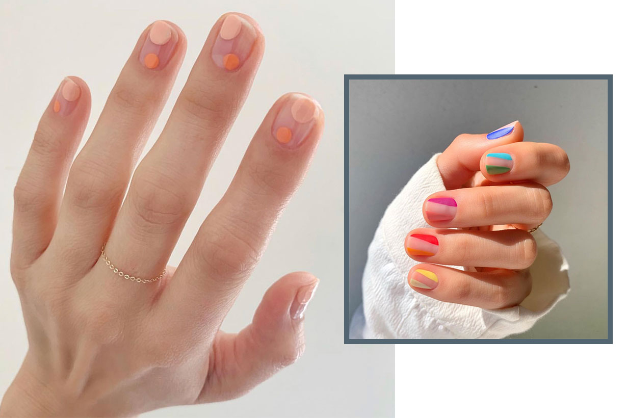 Nail Designs & Nail Art Ideas For Your Next Trip to the Salon