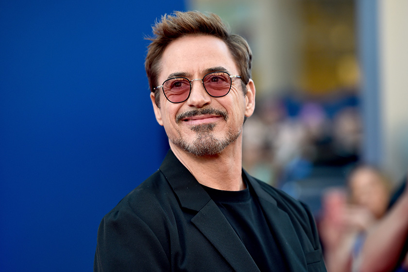 robert downey jr oscar nomination for avengers endgame and respone of Martin Scorsese
