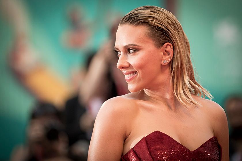 Scarlett Johansson teases marvel Black Widow standalone franchise mcu