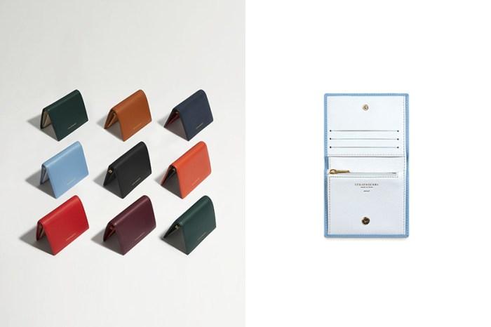 梅根愛牌:繼手袋後,Strathberry 這款最新「9 色」極簡錢包一推出又造成瘋搶!