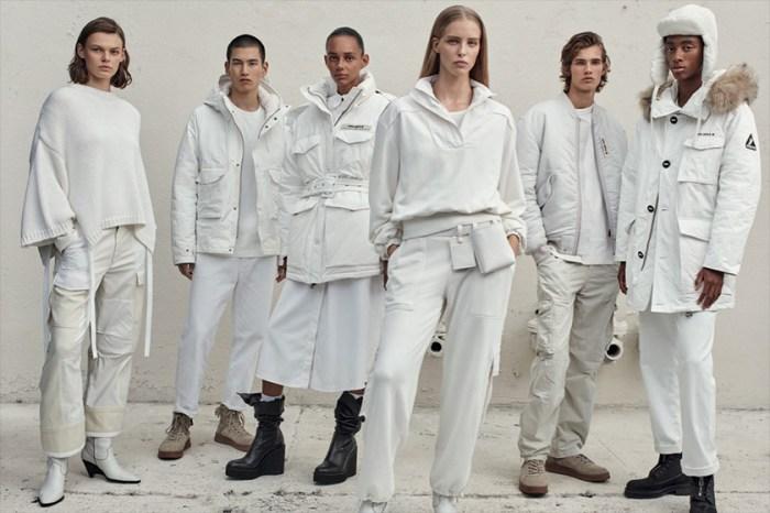 Zara 推出最新軍裝系列,純白極簡設計帶來帥氣中性美學!