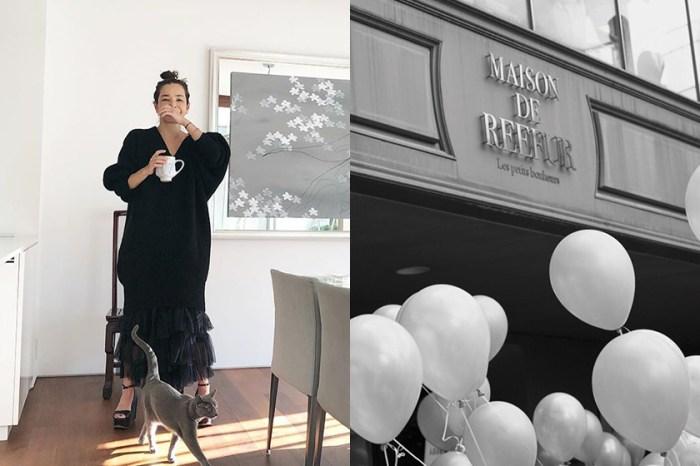 結束 7 年經營,日本模特梨花自創品牌 Maison de Reefur 正式關閉全數店舖!