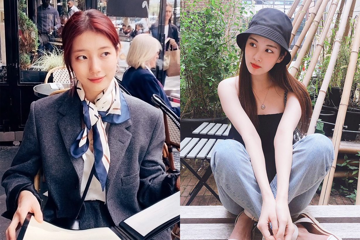 SES Eugene Kim Suzy Bae Seolhyun Yoona Lim Girl's Generation Beautiful Korean Celebrities Get It Beauty korean idols skincare tips