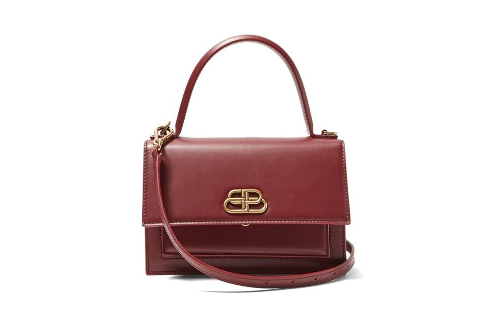 Sharp XS Leather Cross-Body Bag