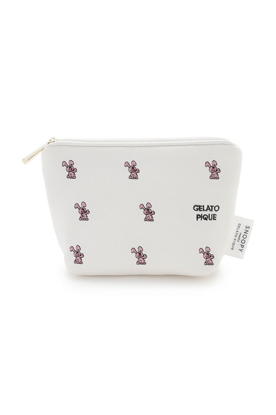 gelato pique peanuts snoopy house wear collabration