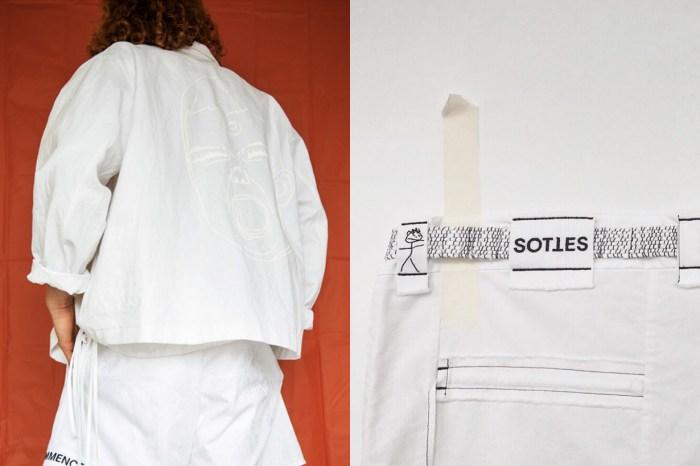 與流行背道而馳:認識這個來自瑞士,不分性別只有一個尺寸的小眾品牌!