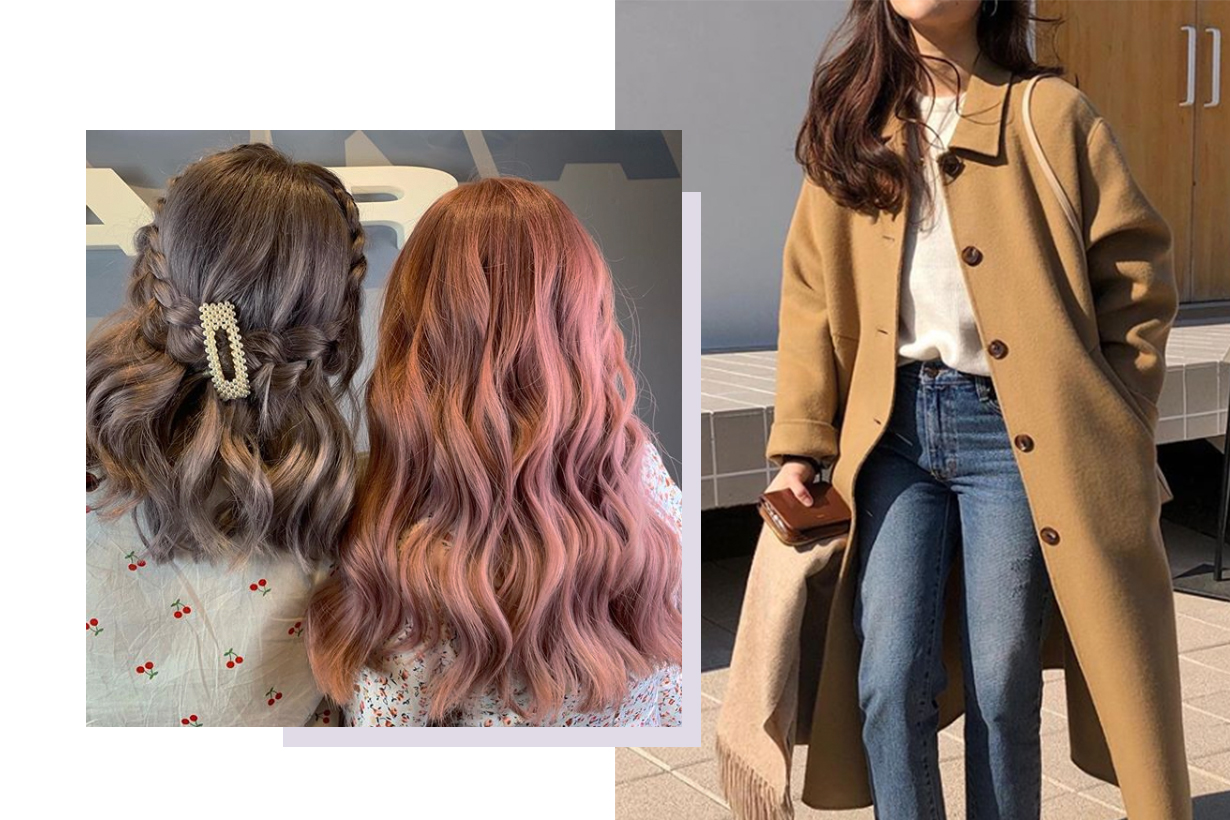 Best Strawberry Brunette Hair Ideas from Instagram