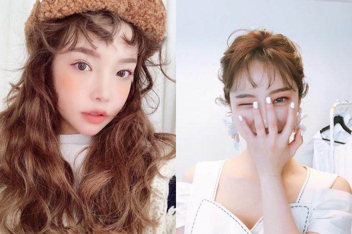 為什麼韓國女生的瀏海從沒有扁塌?因為她們人人手裏都有這法寶!