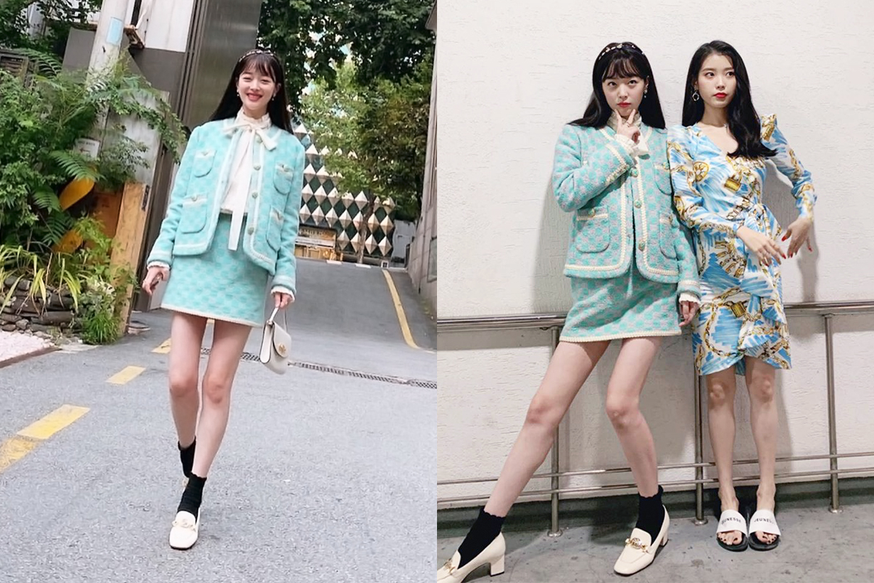 Sulli Choi Jin Ri IU Lee Ji Eun Passed away Person 2 sequel movie CHAT-SHIRE drawing k pop korean idols celebrities singers actresses