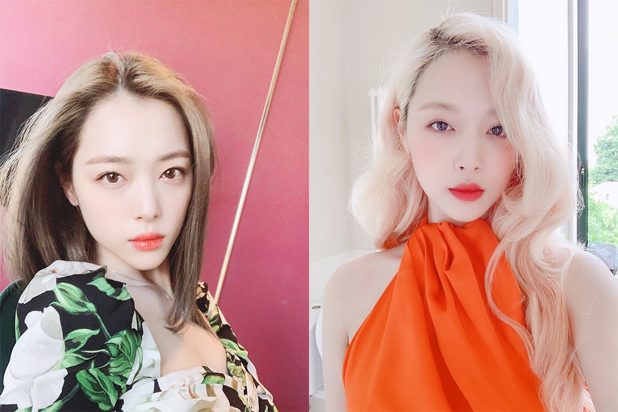 Sulli Choi Jin Rin found dead apartment k pop korean idols celebrities singers