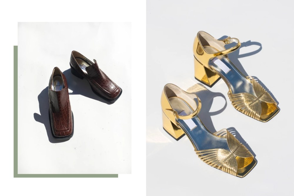 Square Toe Sandals and Loafers