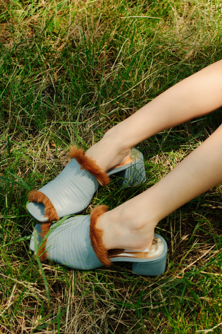 Square Toe Shoes From New York Indie Brand Suzanne Rae