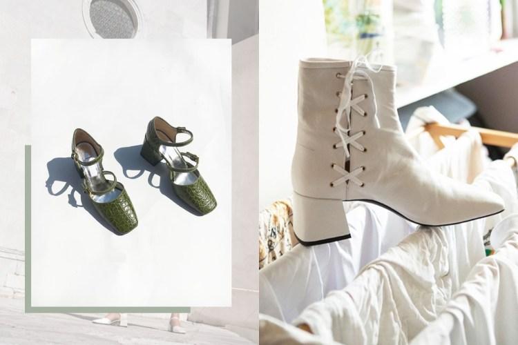 還在尋找好看的方頭鞋?這間紐約小店,私薦給不想撞款的女生