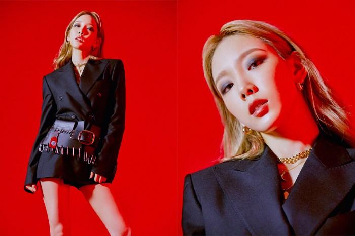 太妍以自拍照報平安,更釋出多張新碟宣傳照,美艷度爆燈!