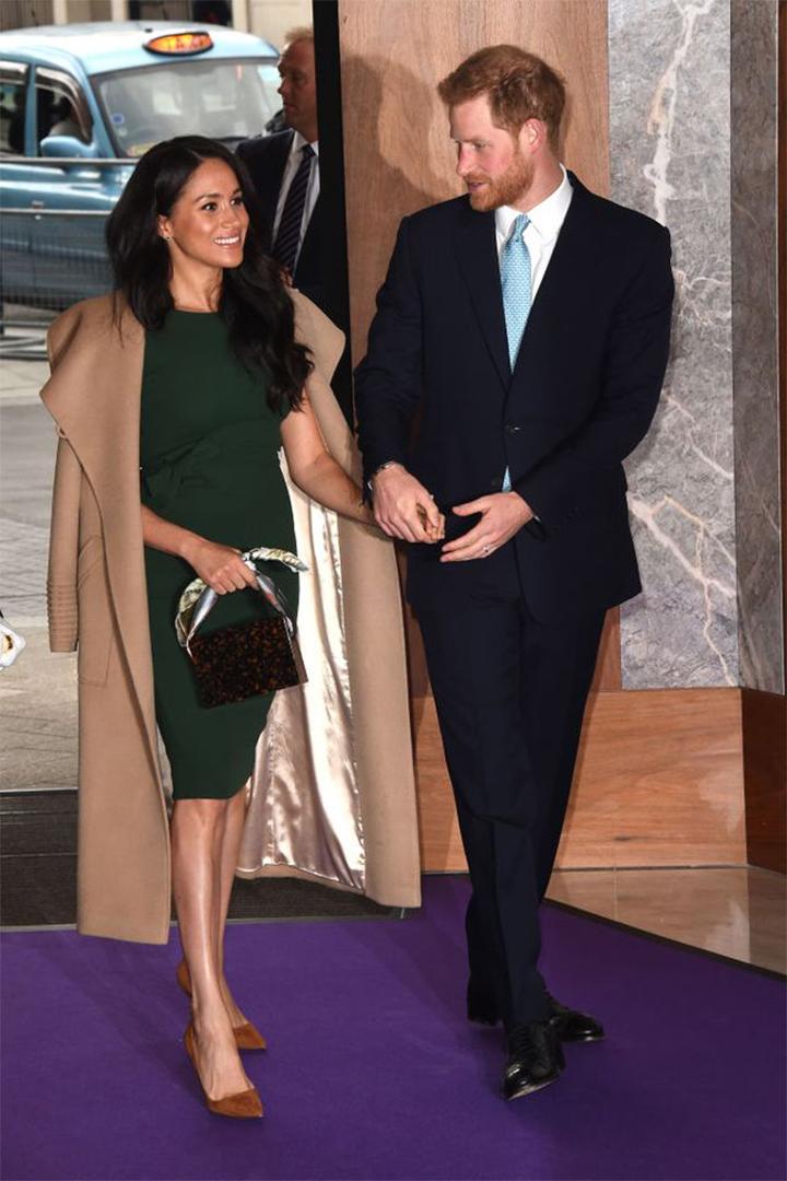 Meghan Markle Just Rewore Her Engagement Announcement Dress