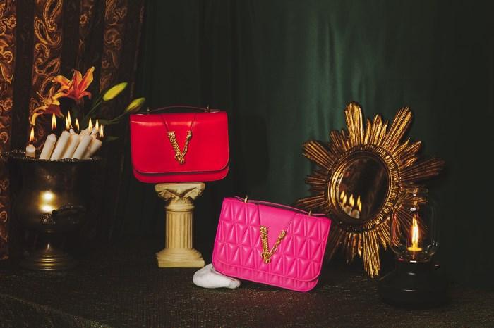 古典美學與現代時尚之完美結合,Versace 全新 Virtus 手袋系列登場!
