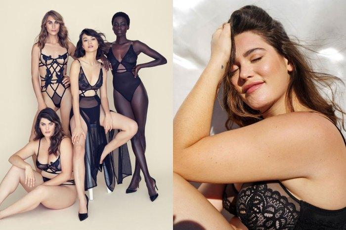 Victoria's Secret 以首位大碼模特兒力挽品牌形象!網民:「這哪算得上是大碼?」