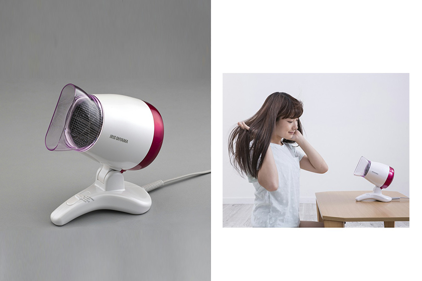 iris ohyama hands free dryer