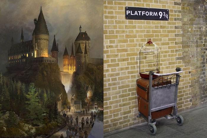 魔法迷瘋狂:澳洲最大間《Harry Potter》專賣店,完美還原 9 又 4 分之 3 月台!