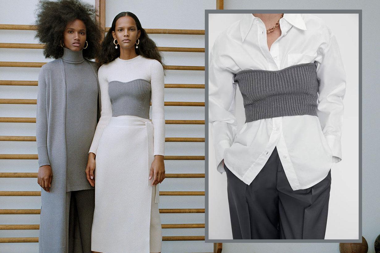 Zara Knitwear collection aw2019