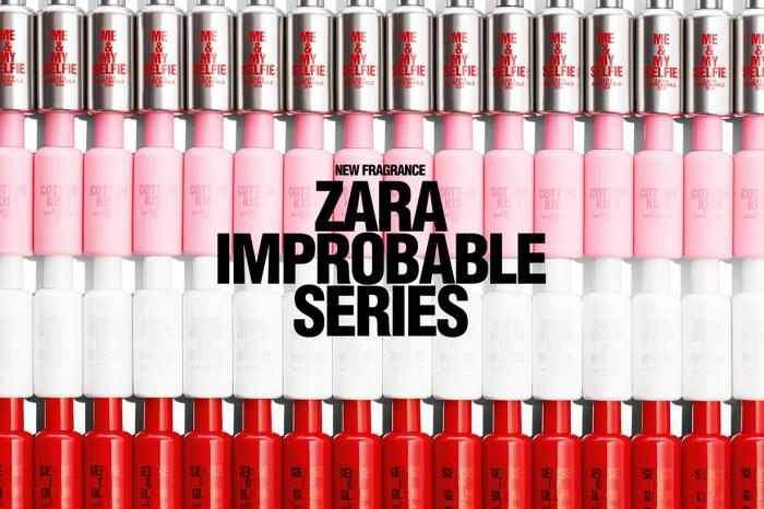 又一個價錢親民的香水系列:Zara 推出 4 款全新香水,適合不同風格女生!