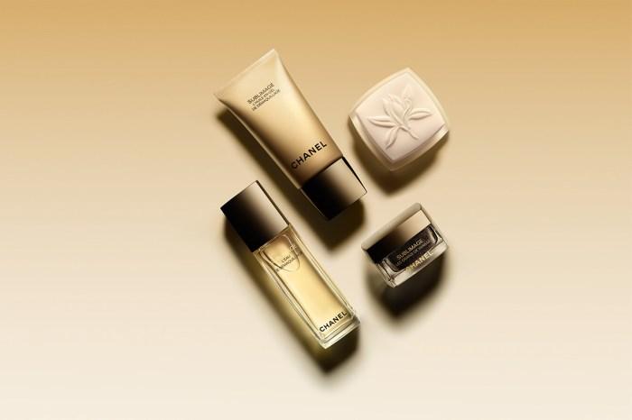 Chanel 為奢華的 Sublimage 系列推出矜貴潔面品,一邊卸妝一邊護膚!