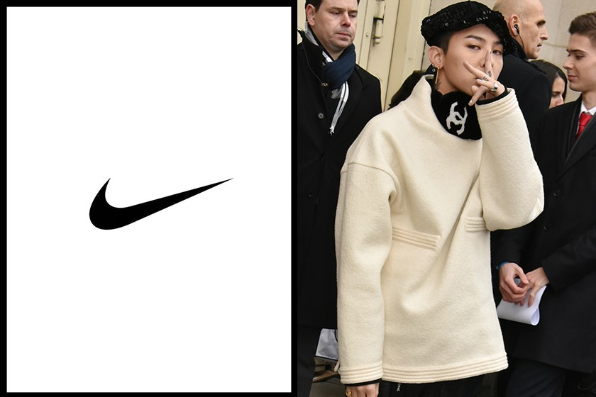 G-Dragon PEACEMINUSONE Nike Air Force 1