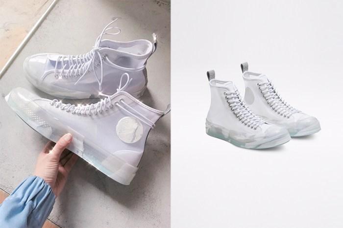 透明感鞋身實在太美:Converse 與《Frozen 2》推出聯名鞋款,大人小孩都有份!