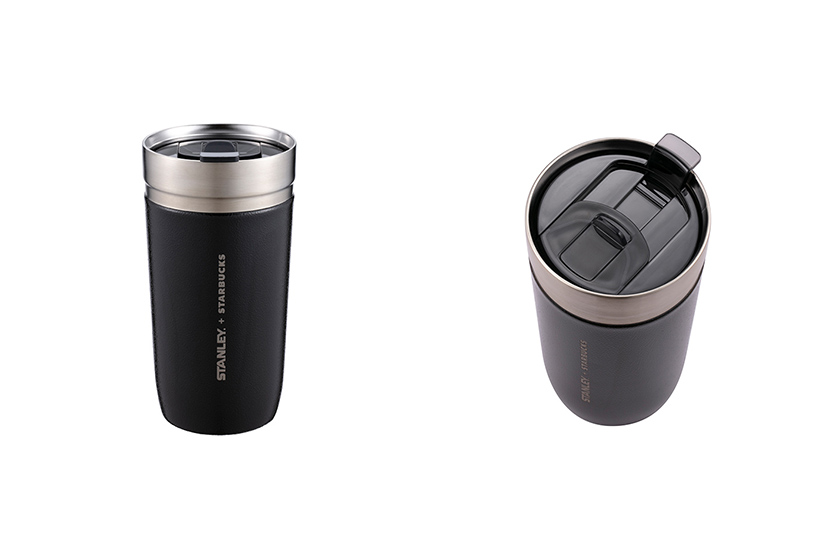 Starbucks Stanley collection Black Red