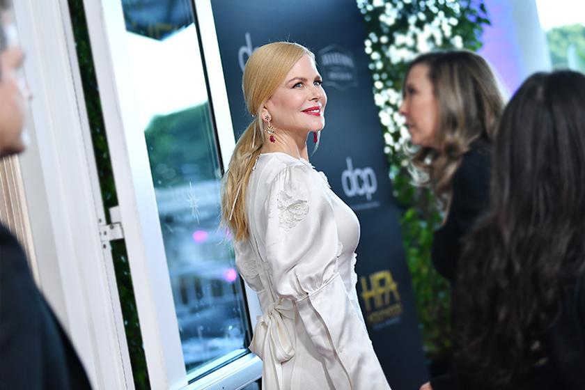 Nicole Kidman Hollywood Film Awards Red Carpet