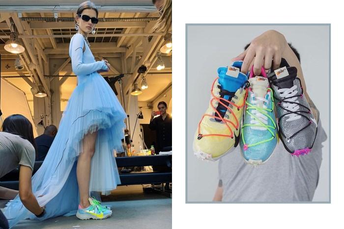 Virgil Abloh 專為女生設計的夢幻鞋款:這雙 Nike x Off-White 發售日期終於公開!