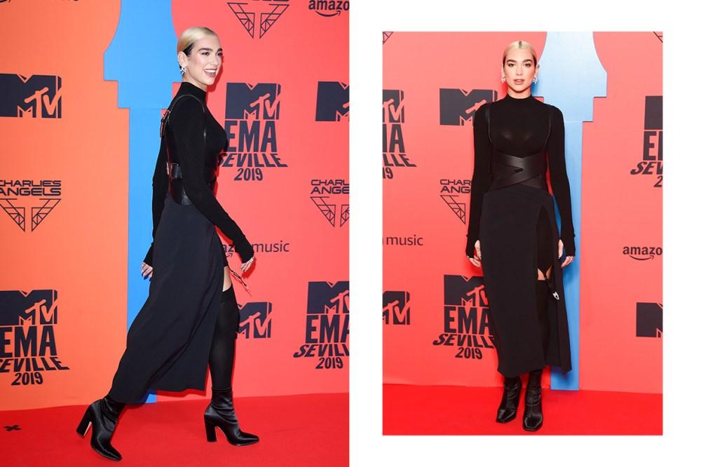 Dua Lipa Celebrities Style Idea