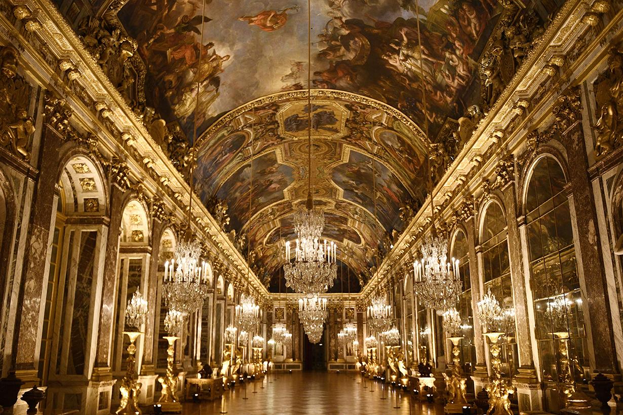Chateau de Versailles Le Grand Controle Hotel 2020