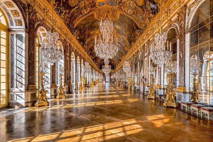 穿越時空住進宮廷生活:法國凡爾賽宮將在 2020 開幕 Le Grand Contrôle 酒店!