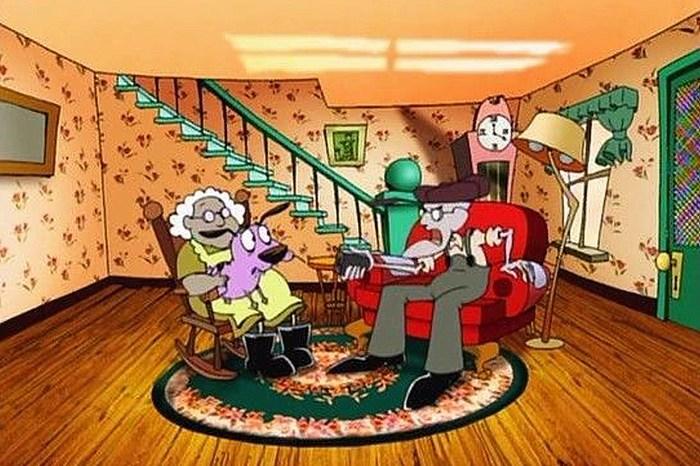 童年回憶:卡通《膽小狗英雄》傳出再播消息,這次將會是故事前傳!