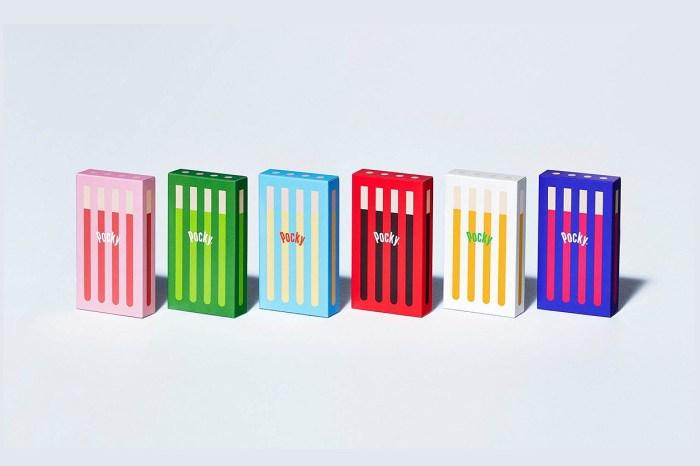 到日本必買的 Pocky 換上了極簡風格的可愛包裝,即將在近日限定開售!
