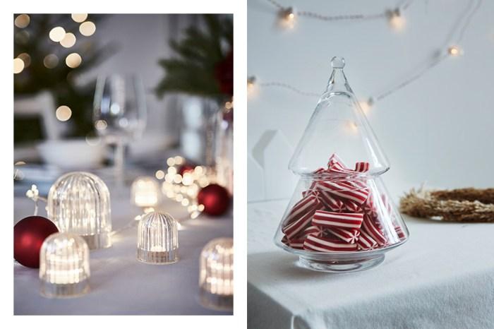 現在就開始為聖誕節構思房間佈置靈感:這 10+ 療癒燈飾在 IKEA 就能平價購入!