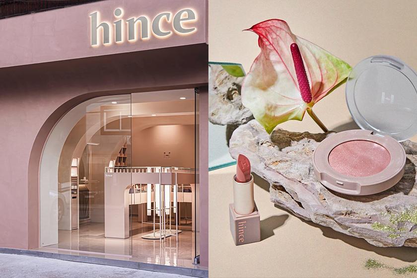 Korean Makeup Brand Hince Indie Brand