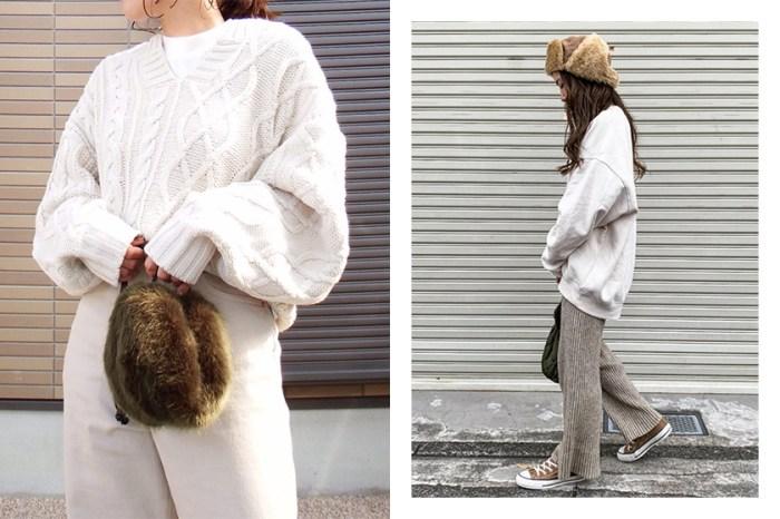 趁打折季快入手:讓秋冬搭配更加顯奢的這款單品,已經攻佔時尚博主們的 IG!